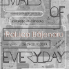 """""""Hărţi de zi cu zi / Maps of Everyday """", instalaţie multimedia creată de artista Raluca Băjenaru"""