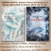 Dublă lansare de carte în ediție bilingvă româno-italiană, la librăria Bocca di Milano