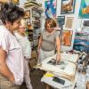 Acces liber – Ultimul weekend de întâlniri memorabile în spatiile de creație ale artiștilor vizuali