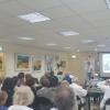 """Istoria sionismului din România, la """"Cafeneaua Românească"""" de la ICR Tel Aviv"""