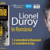 """Lionel Duroy – autorul romanului """"Eugenia"""", o ambițioasă frescă a României anilor 1930 1940 inspirată de """"Jurnalul"""" lui Mihail Sebastian – la București și la Iași"""