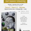 """Lansare în Tramvaiul 26: """"Fațetele lui Daniil Harms sau Karl Ivanovici Schusterling"""""""