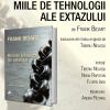 """Lansare la Cărturești Verona: """"Miile de tehnologii ale extazului"""", de Frank Bidart, Editura Tracus Arte"""