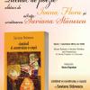 Recital de poezie cu actrița Ioana Flora și scriitoarea Saviana Stănescu