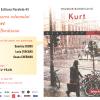 """""""Kurt"""", de Teodor Bordeianu, la Librăria din Centru"""