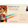 """""""Oameni, fapte și valori""""- Întreg poștal dedicat performanței doamnei Violeta Beclea-Szekely"""