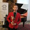 """Nil Mladin, câștigătorul trofeului """"Dan Mizrahi"""" la ediția a X-a a Concursului """"Drumul spre celebritate"""""""