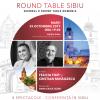 Felicia Filip și Cristian Mihăilescu, întâlnire cu publicul la Round Table Sibiu