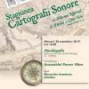 "Claudiopolis. Concert Alexandru Anastasiu la ""Cartografii sonore"""
