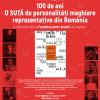 O antologie despre 100 de personalități maghiare din România arată că zidul prejudecăților poate fi demolat