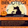 """""""Nocturna bibliotecii"""", ediția a VIII-a"""