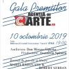 Gabriela Adameșteanu, Paul Cernat, Marius Oprea și Robert Șerban, laureații primei ediții a Galei Premiilor AgențiadeCarte.ro