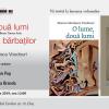 Volume semnate de Monica Săvulescu Voudouri, lansate la Cluj
