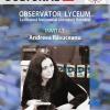 Observator Lyceum la MNLR: întîlnire cu Andreea Răsuceanu