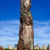"""""""Meteoritul"""" sculptorului Marius Rițiu, la New York"""