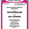"""Dirijorul Cristian Măcelaru și mezzosoprana Aura Twarowska aduc """"Poemul iubirii şi al mării"""" pe scena Ateneului"""