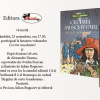 """Lansarea volumelor """"Cei trei mușchetari"""" și """"După douăzeci de ani"""", de Alexandre Dumas, repovestite de Ovidiu Pecican și ilustrate de Iulian Bogaciev"""