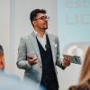 """Cum să-ți motivezi angajații, devenind un lider mai bun, explică Cristian Onețiu și Florina Onețiu în workshopul """"Effective Leadership"""""""
