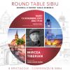 Mircea Tiberian, la Round Table Sibiu