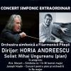 Concert extraordinar Haydn – Mozart – Beethoven dirijat de Horia Andreescu la Filarmonica din Piteşti