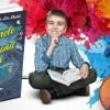 """Autoarea britanică de bestselleruri pentru copii, Amber Lee Dodd, lansează în România volumul """"Fulgerele m-au gonit acasă"""""""