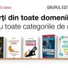Topul vânzărilor Grupului Editorial ALL la Târgul Gaudeamus 2019