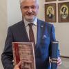 """Academia Română a acordat premiul """"Henri H. Stahl"""" istoricului Adrian Majuru"""