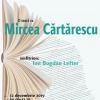 O seară cu Mircea Cărtărescu la Cafeneaua critică