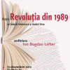 Despre Revoluţia din 1989, cu Gabriel Andreescu şi Andrei Ursu, la Cafeneaua critică