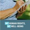 """""""Două Luni"""" marchează Ziua Internaţională a Persoanelor Vârstnice (ONU) prin lansarea în patru limbi a broșurii """"Drepturile mele, starea mea de bine"""""""