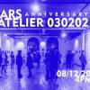 Aniversare 10 ani – Atelier 030202, spațiu de artă contemporană