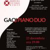 Concert la ICR, în semn de solidaritate cu poporul albanez, după cutremurul din noiembrie