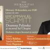 """Lansarea romanului """"Doamna Pylinska și secretul lui Chopin"""" de Eric–Emmanuel Schmitt și dezbatere despre literatură și muzică alături de Maria Balabaș, Sandra Ecobescu, Nona Rapotan și Marius Constantinescu"""