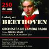 Inaugurarea Anului Internațional Beethoven la Sala Radio