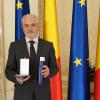 """Adrian Majuru dedică decorația """"Meritul Cultural"""" întregii echipe a Muzeului Municipiului București"""