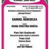 """Dirijorul Gabriel Bebeșelea și violonista Ioana Cristina Goicea, invitați la Filarmonica """"George Enescu"""""""