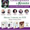 """Despre """"Marea tradiție contemplativă a Apusului """", la Librăria Cărturești Verona"""