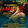 Orchestrele Naționale de Tineret organizează audiție