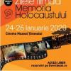 """Zilele filmului """"Memoria Holocaustului"""", la Cinema Muzeul Țăranului"""