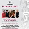 Concert Power Vibes în deschiderea Stagiunii ICon Arts@Biblioteca ASTRA