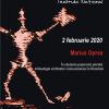 Marius Oprea  conferențiază la TNB