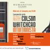 """Lansarea romanului """"Intuiționista"""" de Colson Whitehead , o meditație despre rasă, gen și societate într-o lume distopică și totodată actuală"""