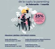 """""""Săptămâna PSI"""" de la cuplu la parenting"""
