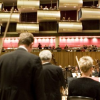 Muzica lui Enescu, interpretată de London Philharmonic Orchestra, se aude  la Royal Festival Hall