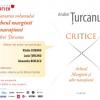 """Lansarea volumului """"Critice. Arheul Marginii și alte narațiuni"""", de Andrei Țurcanu, la Librăria din Centru"""