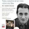 Întîlnire cu Andrei Gorzo la Cluj-Napoca