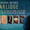 """Scriitorul britanic M. J. Arlidge vine pentru prima dată în România pentru lansarea romanului """"De-a v-ați ascunselea"""""""