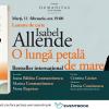 """Romanul """"O lungă petală de mare"""" de Isabel Allende, o poveste de iubire care străbate mări și continente, este disponibil în librării"""