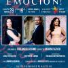 Concertul EMOCIÓN! pe scena Ateneului Român
