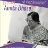 Evocare Amita Bhose, la MNLR